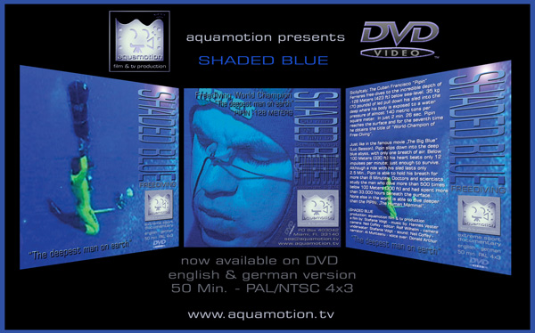 SHADED BLUE - now available on DVD